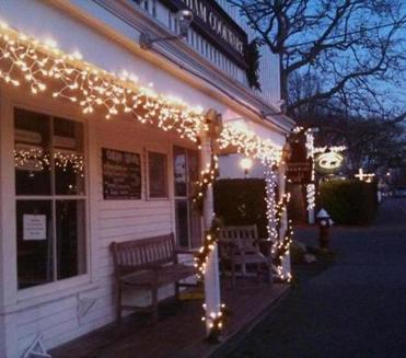 Chatham lights up the shorter days with places for browsing, buying, eating, staying over.